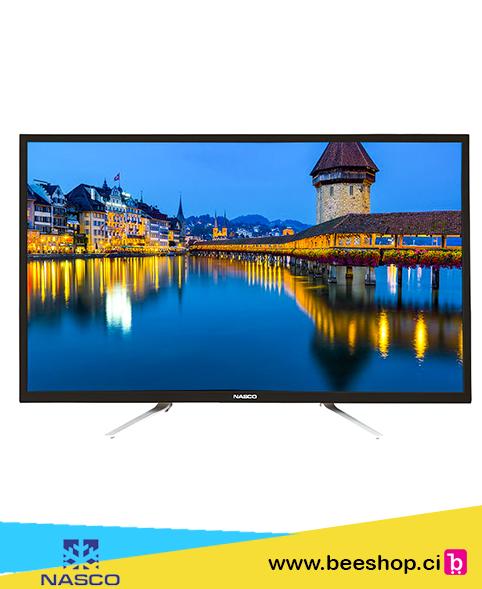 LED NASCO TV UHD decodeur integre