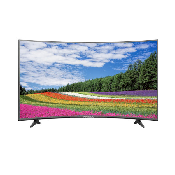 LED TV NASCO 43 pouces Incurvée Smart